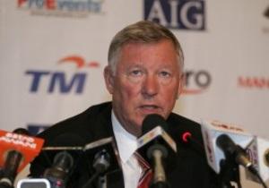 Фергюсон считает, что его команда не заслуживала поражения в матче с Ливерпулем