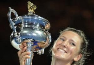 Азаренка обыграла Шарапову в финале Australian Open