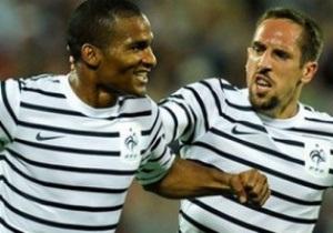 Накануне Евро-2012 Франция сыграет со сборными Исландии и Сербии