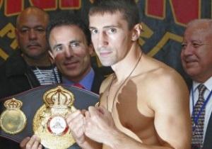 Украинский чемпион проведет защиту пояса WBA на Донбасс Арене
