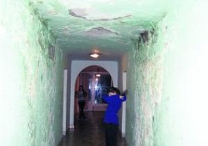 Во Львове болельщикам на Евро-2012 предлагают жить в неотремонтированных общежитиях