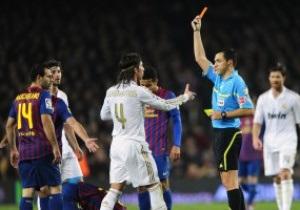 Игроки Реала и Барселоны насчитали пять неназначенных пенальти в кубковом матче