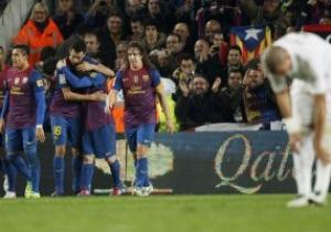 Барселона снова останавливает Реал