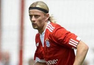 Тимощук останется в Баварии в следующем сезоне