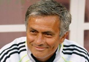 Моуриньо высмеял несдержанных болельщиков Реала