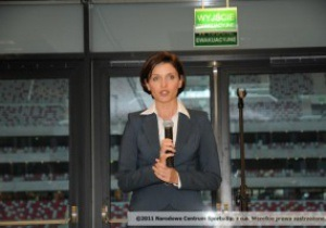 Министр спорта Польши: Если вовремя не откроем стадион к Евро-2012 в Варшаве - я пробегу вокруг него