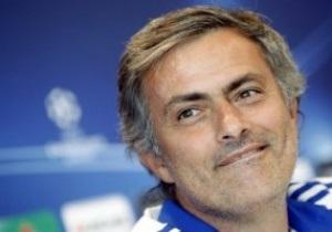 Моуриньо: Вылет Реала из Кубка станет грандиозным событием разве что для Барсы