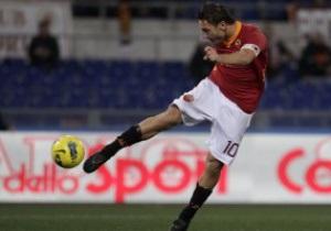 Тренер сборной Италии: Я вполне могу взять Тотти на Евро-2012