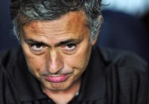 СМИ: Моуриньо поссорился с игроками Реала