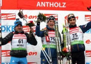 Биатлон: Линдстрем побеждает в спринте, Седнев - 15-й