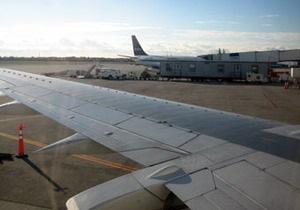 Аэропорт Борисполь ограничил поток самолетов из-за погодных условий