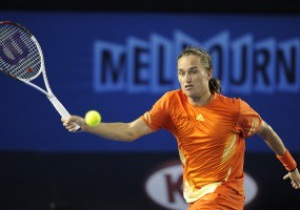 Australian Open-2012: Долгополов уступил Томичу в четырехчасовом поединке