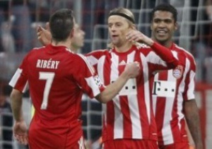 Тимощук подтвердил возможность продления контракта с Баварией