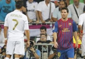 Реал вновь проигрывает Барселоне, несмотря на гол Роналдо