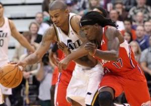 NBA: Юта на своей площадке разгромила Клипперс