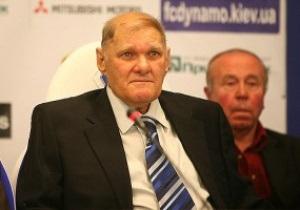 Ушел из жизни известный полузащитник Динамо