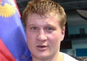 Поветкин заявил, что готов драться с Кличко, а Хук ему показался дерганным