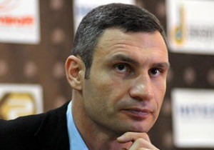 Соперник Кличко: Расправлюсь с тобой, Виталий, перед тем, как ты станешь президентом Украины