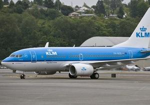 KLM увеличивает частоту полетов из Киева в Амстердам