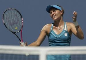 Australian Open-2012: Катерина Бондаренко завершает выступления в первом раунде