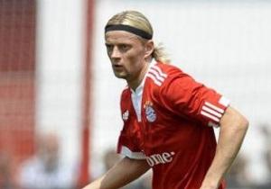 Бавария еще на год продлит контракт с Тимощуком