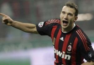 Источник: Шевченко может закончить карьеру в Милане