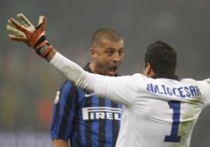 Фотогалерея: Именем Милито. Интер в дерби победил Милан