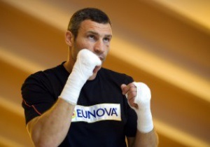 Виталий Кличко: 90 процентов времени посвящаю политике, спорт стал менее важен