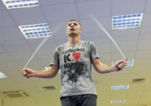 Кличко начал подготовку к бою с Чисорой в Украине