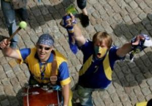 МВД внесло в базу фанатов-хулиганов 1 218 украинцев
