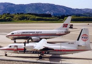 Норвежская авиакомпания случайно вдвое увеличила стоимость билетов