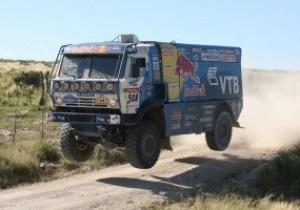 Дакар-2012: Депре, Бьязьон, Патронелли, Гордон, Петерансель побеждают на 9-м этапе