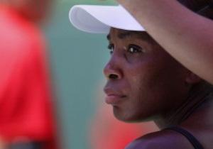 Венус Уильямс не сыграет на Australian Open