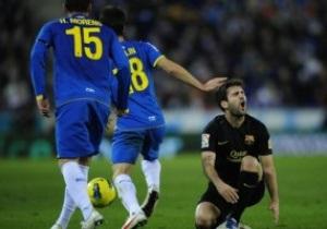 Ла Лига: Эспаньол тормозит Барселону, Реал все дальше уходит в отрыв