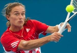 Украинец Долгополов вышел в финал теннисного турнира ATP в Брисбене