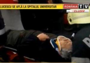 Официально: На восстановление состояния здоровья Луческу может уйти шесть недель