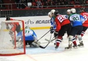 Хоккей: Донбасс уверенно переиграл нефтекамский Торос в ВХЛ
