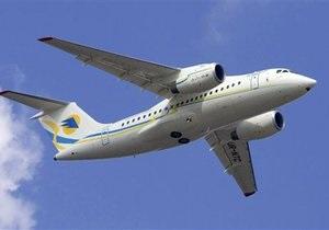 Самолеты украинско-российского производства Ан-148 перевезли уже около 700 тыс. пассажиров