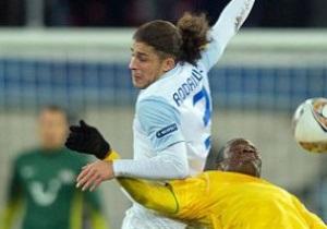 Защитник Цюриха отклонил предложение Динамо