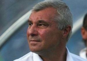 Главным тренером Волыни станет экс-наставник киевского Динамо