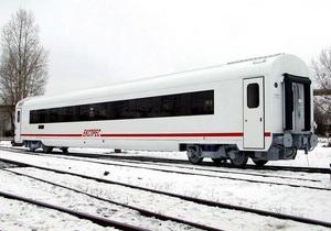 До 2013 года украинский завод намерен создать двухэтажный вагон