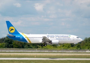Аэропорт Борисполь нарастил объемы пассажироперевозок на 20%