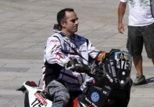 Аргентинский гонщик погиб на первом этапе Дакара-2012