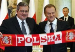 Коморовский: Евро-2012 - шанс для продвижения Польши