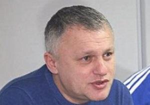 Игорь Суркис назвал своего подопечного лучшим игроком Чемпионата Украины в 2011 году