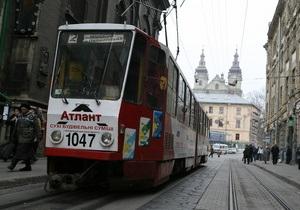 Киев закупит 20 трамваев собственного производства