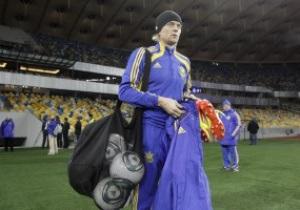 Тимощук: Сборная Украины - на пути к своей игре