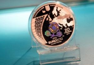 Фотогалерея: Мечта нумизмата. Монеты НБУ к Евро-2012