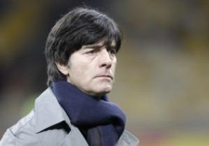Тренер сборной по футболу стал человеком года в Германии