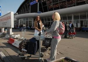 Гендиректор Борисполя рассказал, сколько авиапассажиров пользуются услугами такси